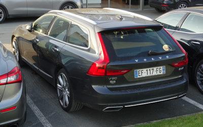 Volvo V90 a bezpieczeństwo