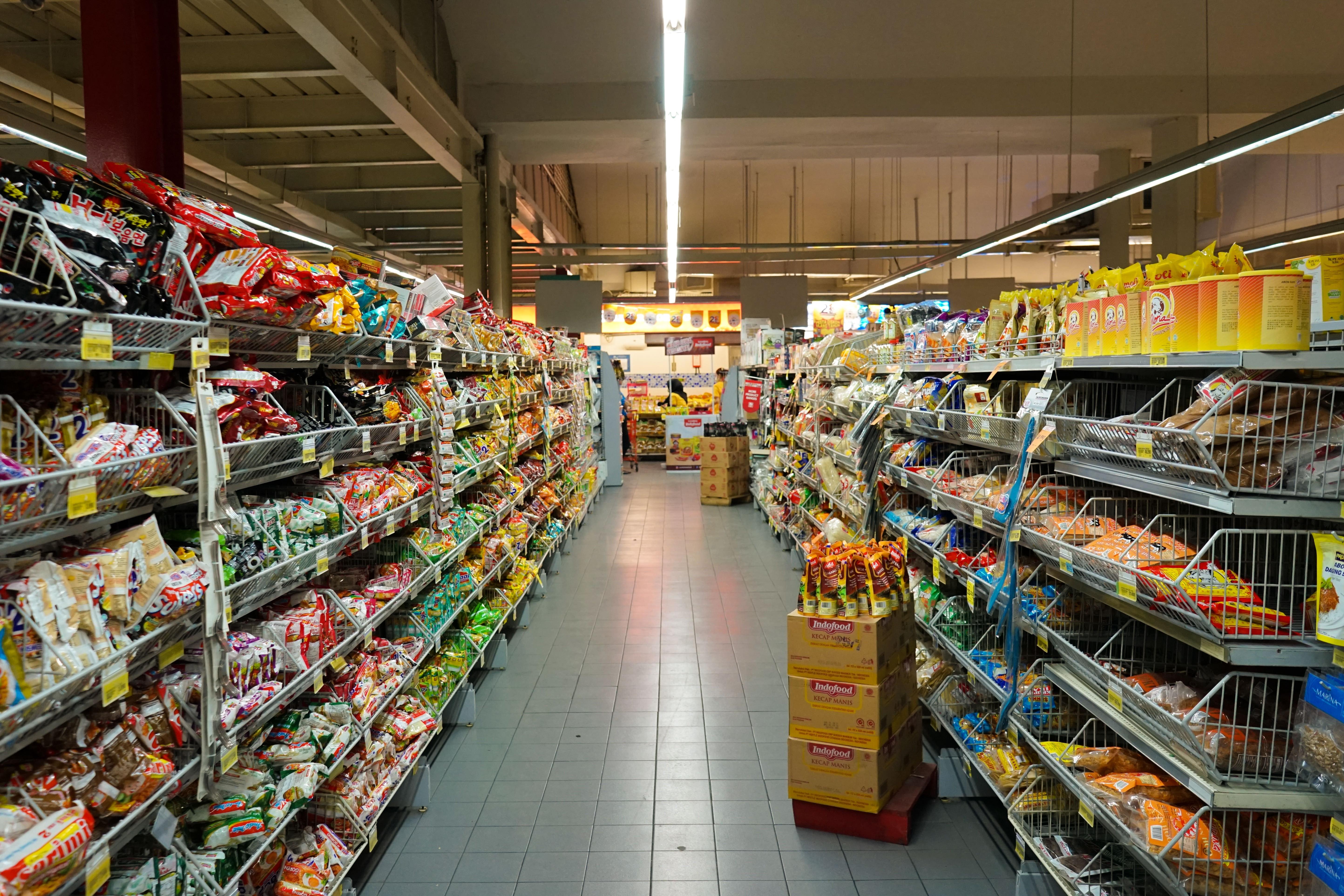 Jesteś głodny lub spragniony? – Odwiedź Carrefour Łódź
